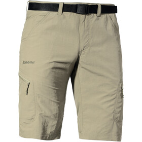 Schöffel Silvaplana2 Shorts Herrer, beige